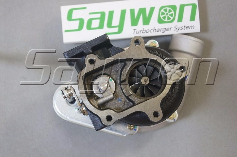 HP55 1008200FA01 JAC-L21546 turbocharger