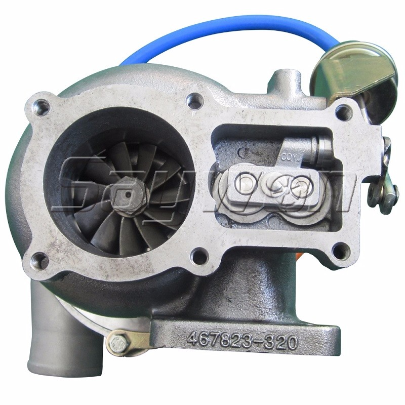 TBP4 194-1118020A D38-000-11 471089-0014 750627-5002 471089-5008 turbocharger