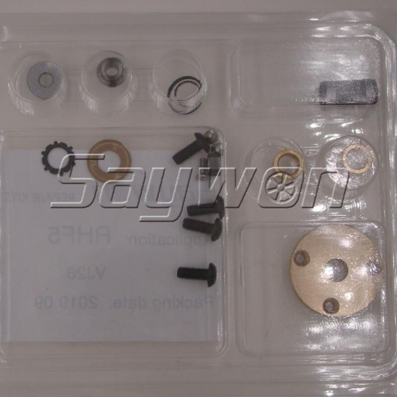 RHF5 VD430013 VA430013 VB430013 VC430013 VJ26 VJ26E turbo repair kits