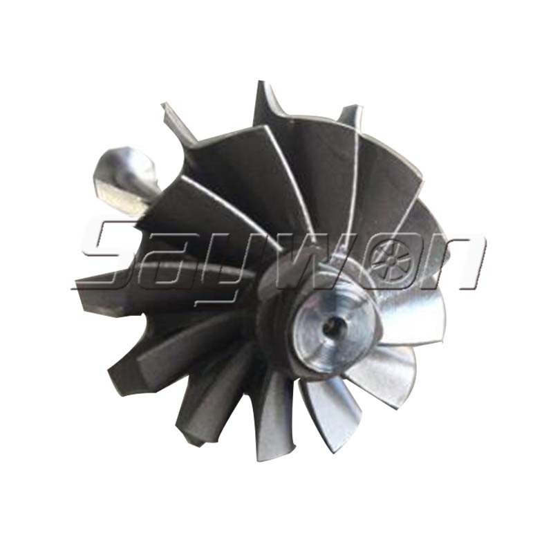 GT2049S 754111-5007S  754111-0007 754111-7  U2674A421 2674A421 433289-0290 shaft and wheel