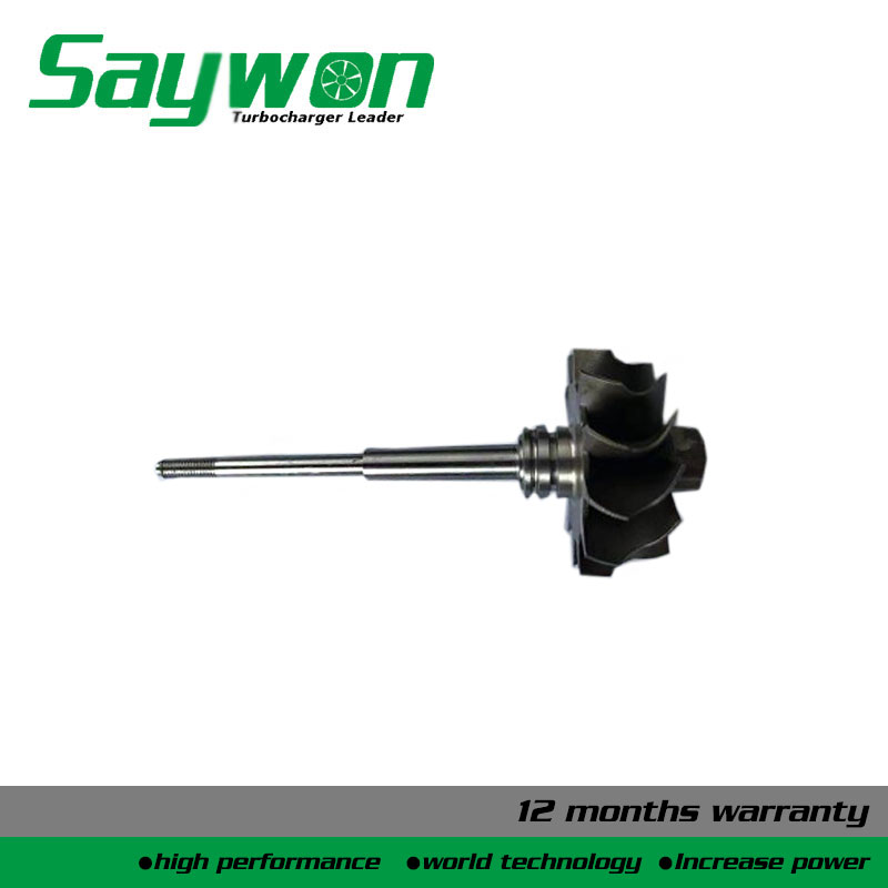TD04 TF035HM 49177-02512  49177-02513 49177-07612 28200-42540 49177-01513 shaft and wheel