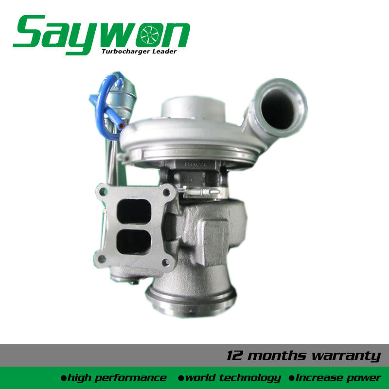 HX55W 3592778 3800856 3592779 ISME 380 30 Turbo